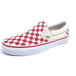 VANS Checkerboard Slip On Classic Skater Shoes